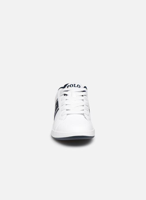 Sneaker Polo Ralph Lauren Quigley weiß schuhe getragen