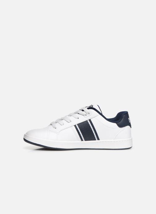 Sneaker Polo Ralph Lauren Quigley weiß ansicht von vorne
