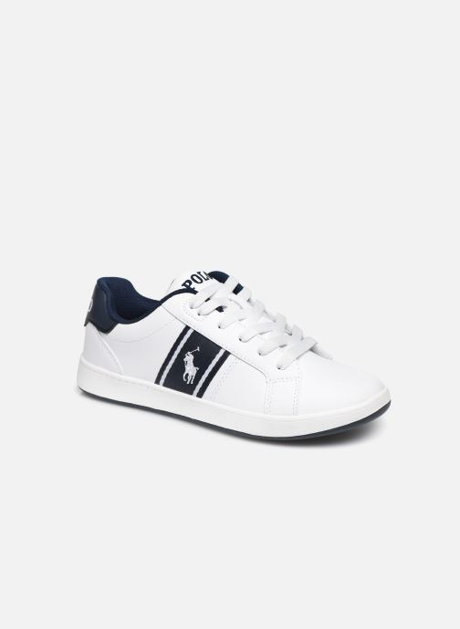 Sneakers Polo Ralph Lauren Quigley Wit detail