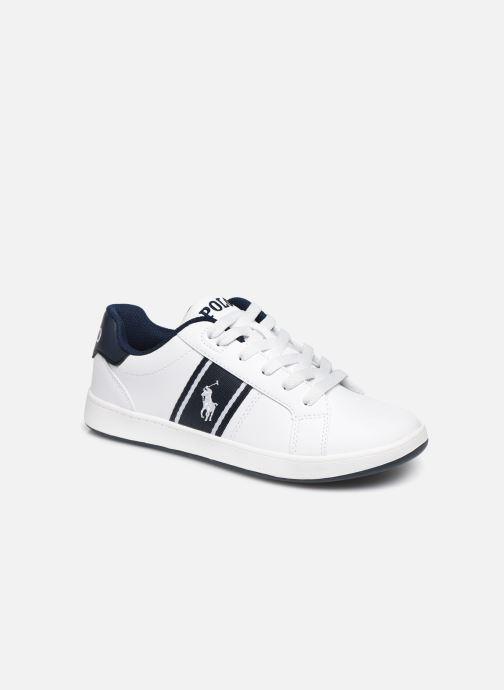 Sneaker Polo Ralph Lauren Quigley weiß detaillierte ansicht/modell