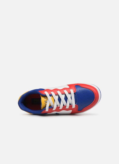 Trainers Polo Ralph Lauren Jessup Multicolor view from the left