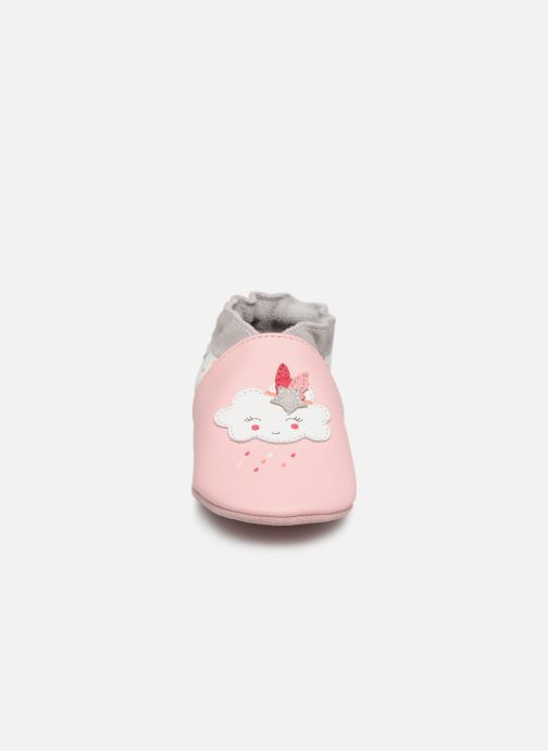 Pantoffels Robeez Cotton Cloud Roze model