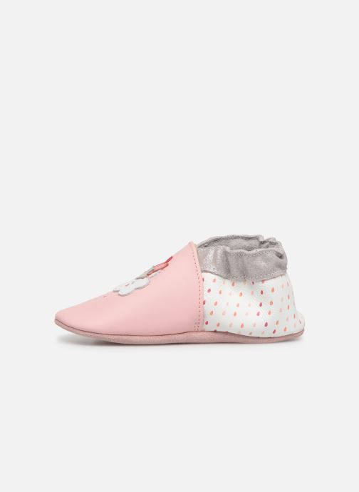 Pantoffels Robeez Cotton Cloud Roze voorkant