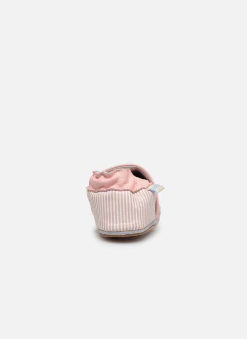 Chaussons Robeez Sunny Day Rose vue droite