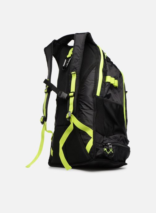 Rucksacks Arena FASTPACK 2.1 Black view from the right