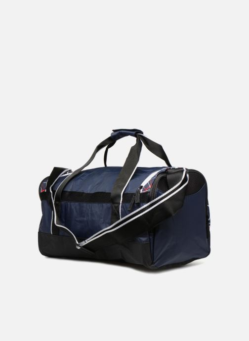Sports bags Arena WATER SPIKY 2 MEDIUM Blue view from the right