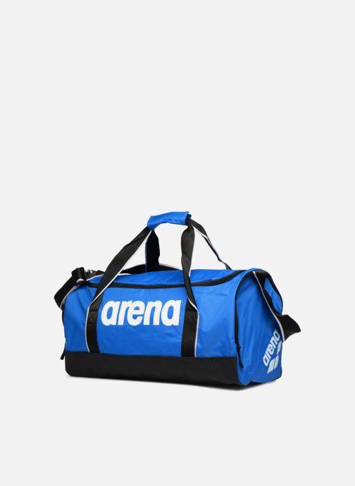 Sacs de sport Arena SPIKY 2 MEDIUM Bleu vue portées chaussures