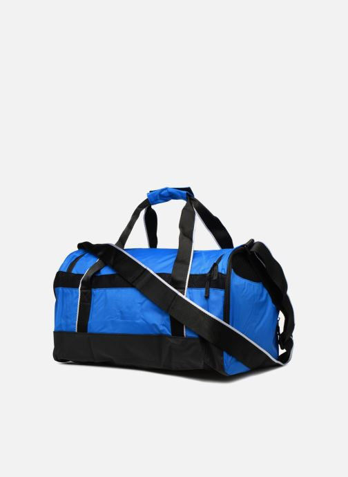 Sports bags Arena SPIKY 2 MEDIUM Blue view from the right