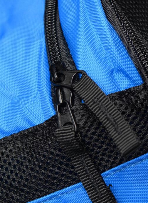 Sports bags Arena SPIKY 2 MEDIUM Blue view from the left