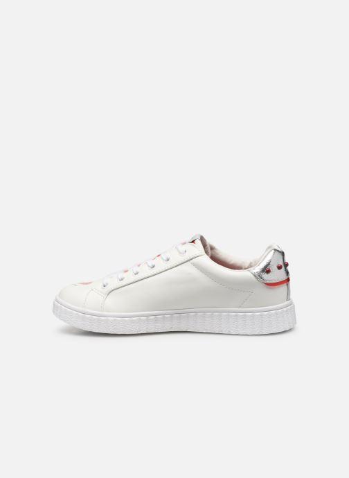 Sneakers Pepe jeans Taylor Prints Wit voorkant