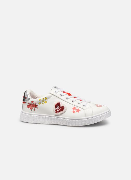 Sneakers Pepe jeans Taylor Prints Wit achterkant