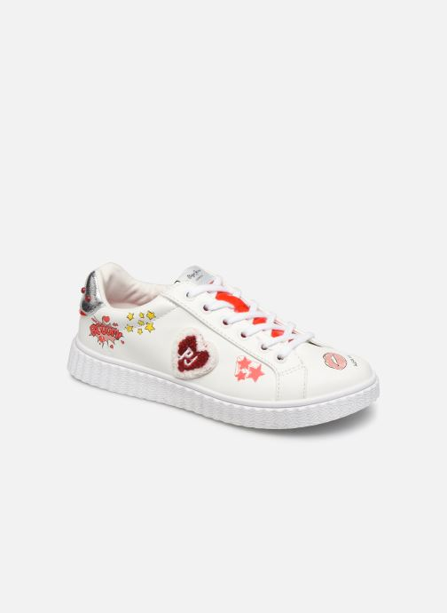 Sneakers Pepe jeans Taylor Prints Wit detail