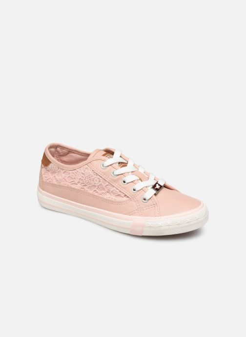 Sneakers Mustang shoes Apolline Roze detail