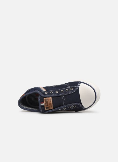 Sneakers Mustang shoes Kevin Blauw links