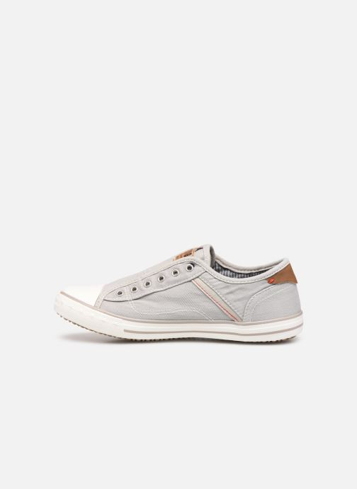 Sneakers Mustang shoes Kevin Grigio immagine frontale