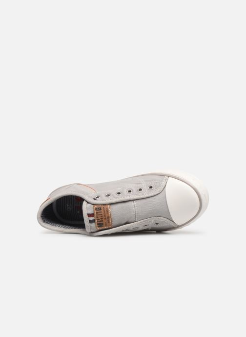 Sneakers Mustang shoes Kevin Grigio immagine sinistra