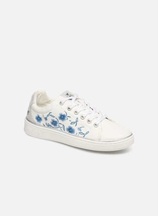 Sneakers Mustang shoes Lyna Wit detail