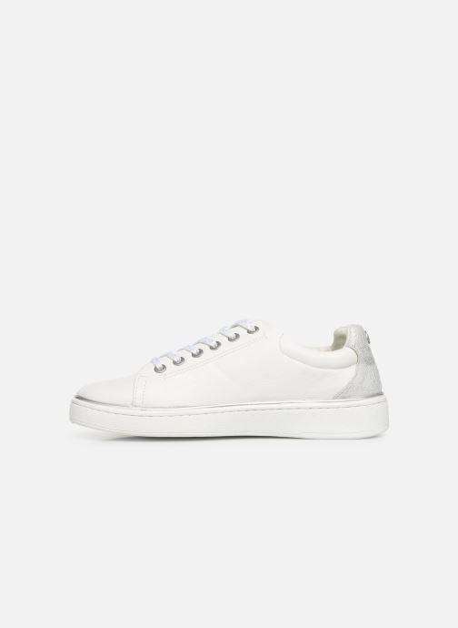 Sneakers Mustang shoes Lyna Wit voorkant