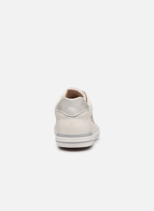 Baskets Mustang shoes Alma Blanc vue droite