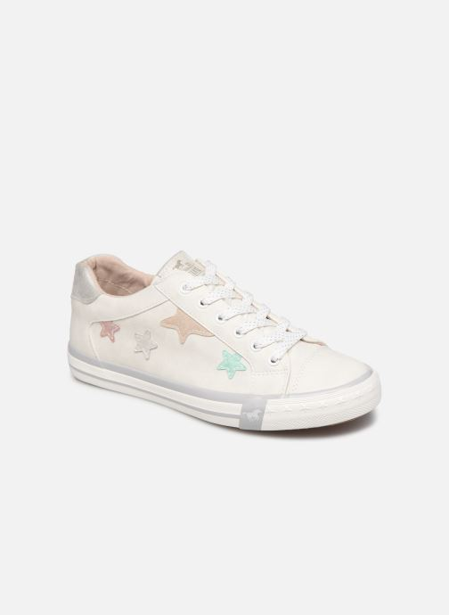 Trainers Mustang shoes Alma White detailed view/ Pair view