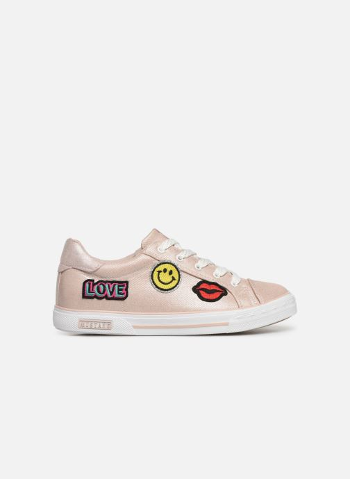 Sneakers Mustang shoes Melina Roze achterkant