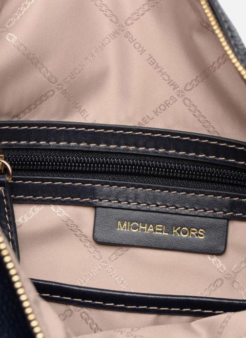 Sacs à main Michael Michael Kors Crosby LG Shoulder Bleu vue derrière