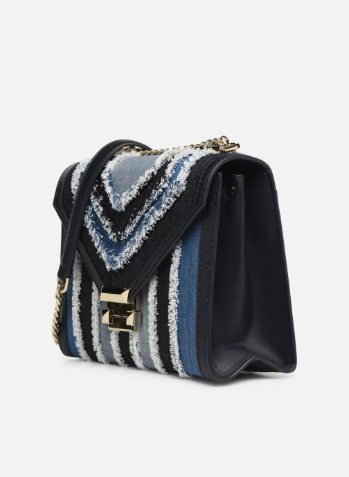 Handtaschen Michael Michael Kors Whitney LG Shoulder blau schuhe getragen