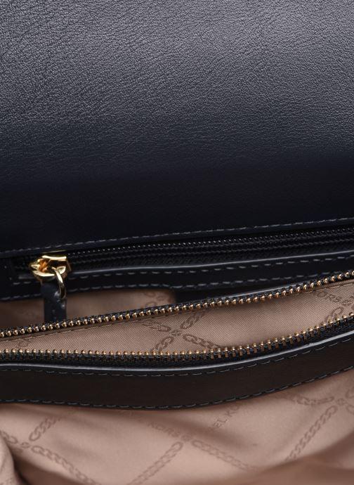 Handbags Michael Michael Kors Whitney LG Shoulder Blue back view