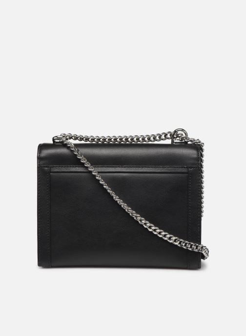 Handtassen Michael Michael Kors Whitney LG Shoulder Zwart voorkant