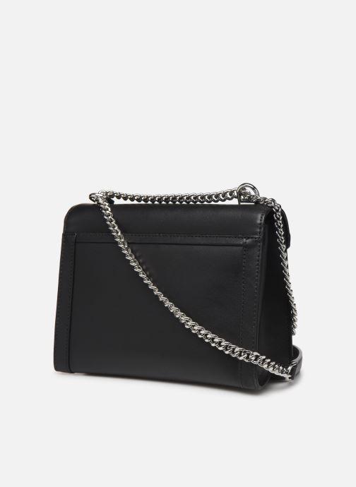 Handtaschen Michael Michael Kors Whitney LG Shoulder schwarz ansicht von rechts