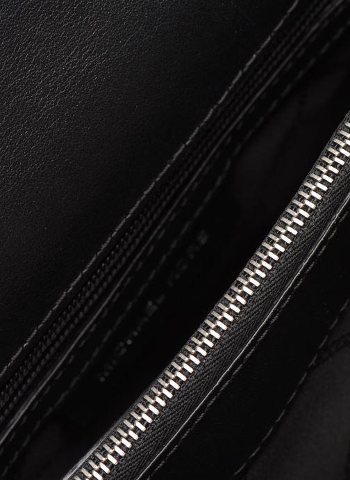 Handtassen Michael Michael Kors Whitney LG Shoulder Zwart achterkant