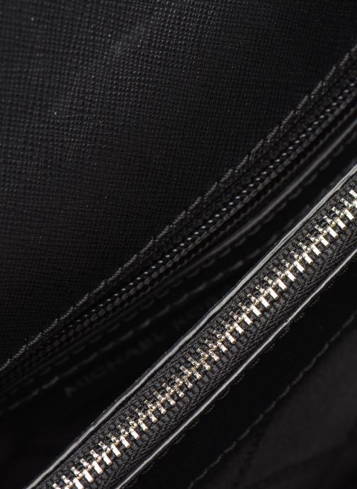 Borse Michael Michael Kors Whitney LG Shoulder Nero immagine posteriore