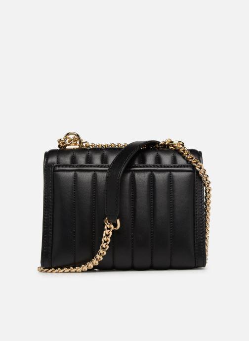 Handtassen Michael Michael Kors Whitney SM Shoulder Zwart voorkant
