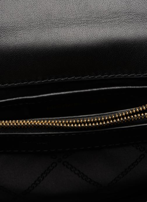 Handtassen Michael Michael Kors Whitney SM Shoulder Zwart achterkant