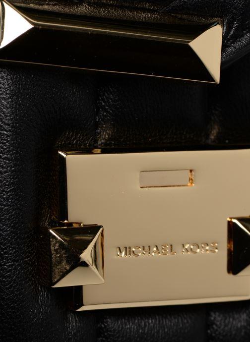 Sacs à main Michael Michael Kors Whitney SM Shoulder Noir vue gauche