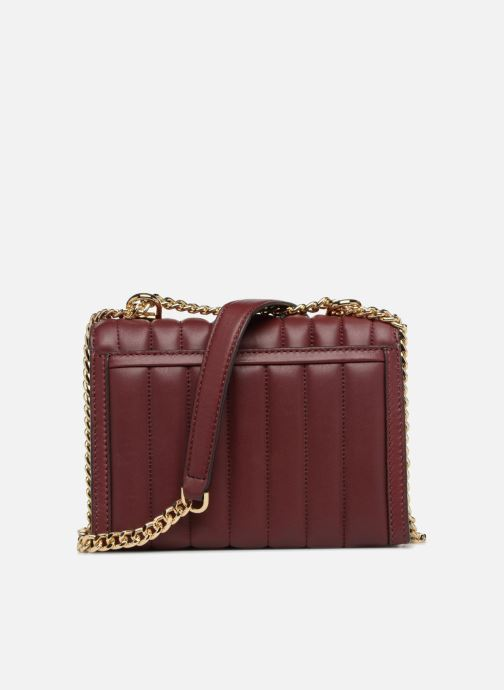 Sacs à main Michael Michael Kors Whitney SM Shoulder Bordeaux vue face