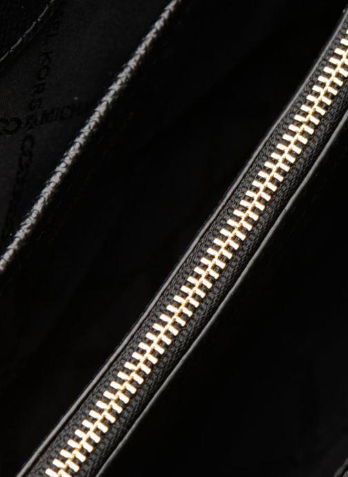 Sacs à main Michael Michael Kors MD Convertible Crossbody Clutch Noir vue derrière