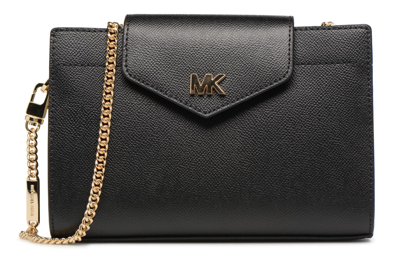 Sacs à main Michael Michael Kors MD Convertible Crossbody Clutch Noir vue détail/paire