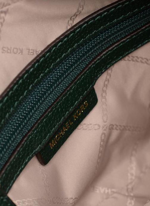 Bolsos de mano Michael Michael Kors MD Camera Bag Crossbody Verde vistra trasera