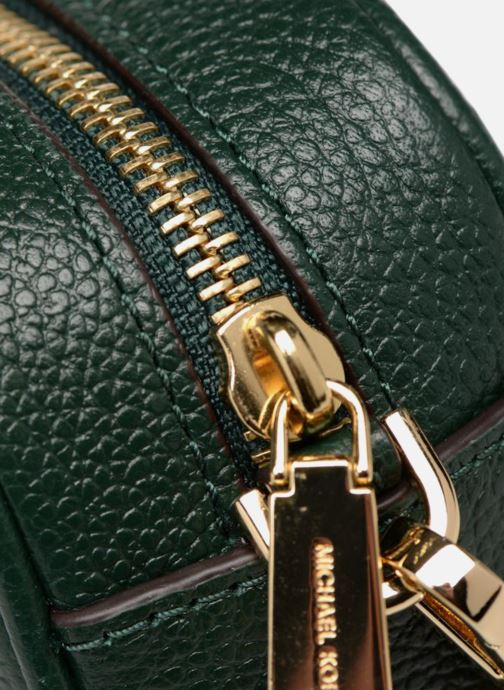 Handtassen Michael Michael Kors MD Camera Bag Crossbody Groen links