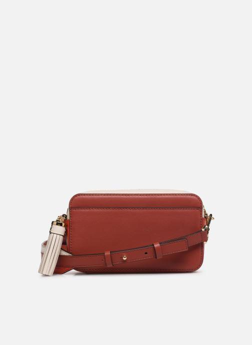 Handtassen Michael Michael Kors SM Pocket Camera Bag Rood voorkant