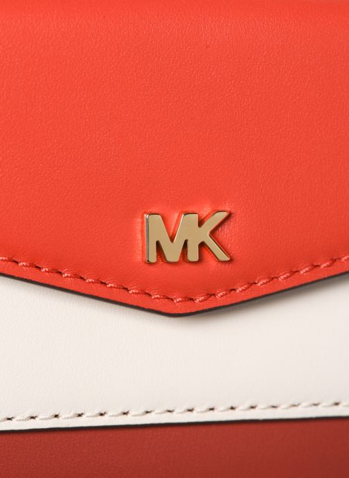 Sacs à main Michael Michael Kors SM Pocket Camera Bag Rouge vue gauche