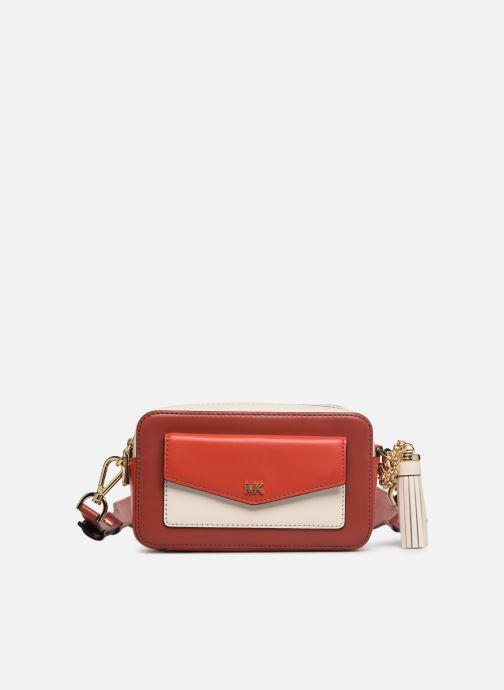 Handtassen Michael Michael Kors SM Pocket Camera Bag Rood detail