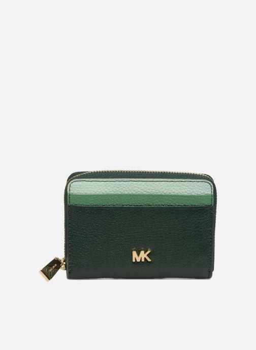 Petite Maroquinerie Michael Michael Kors ZA Coin Card Case Vert vue détail/paire