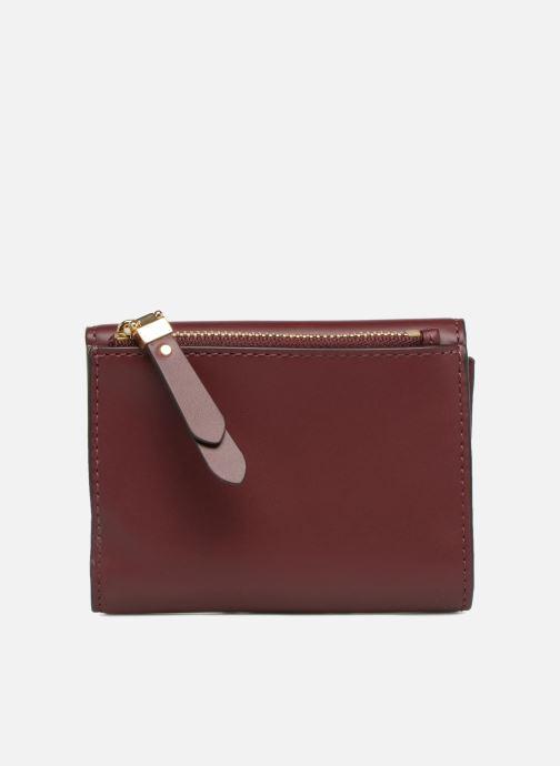 Petite Maroquinerie Michael Michael Kors Blakely SM Card Wallet Bordeaux vue face