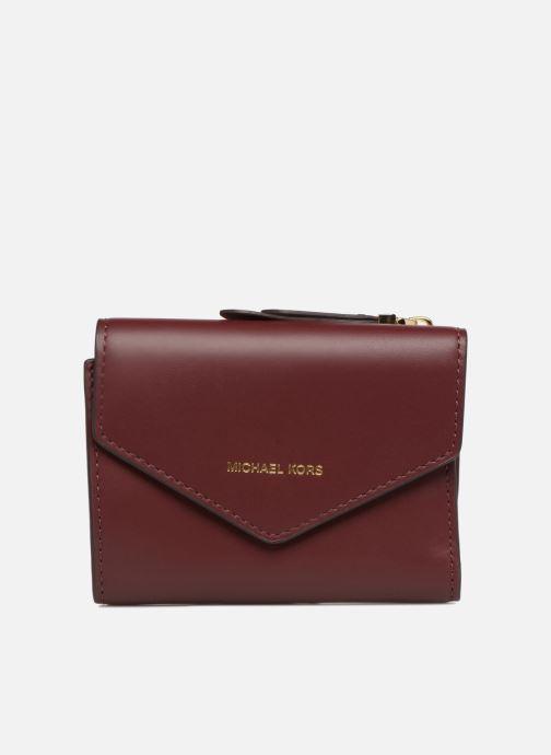 Petite Maroquinerie Michael Michael Kors Blakely SM Card Wallet Bordeaux vue détail/paire