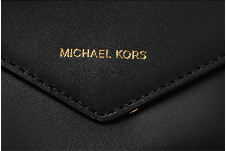 Petite Maroquinerie Michael Michael Kors Blakely SM Card Wallet Noir vue gauche