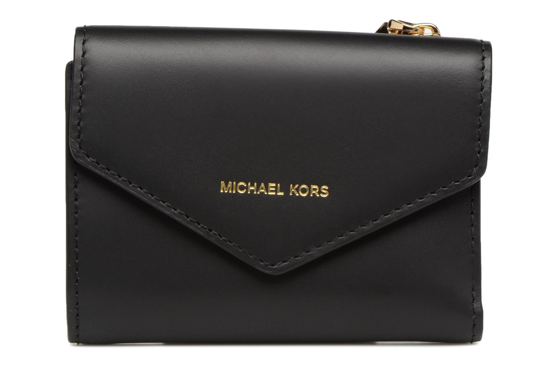 Petite Maroquinerie Michael Michael Kors Blakely SM Card Wallet Noir vue détail/paire