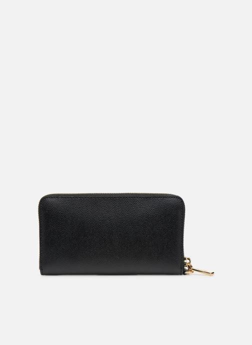 Petite Maroquinerie Michael Michael Kors Wrislet LG Coin MF Phone Case Noir vue face