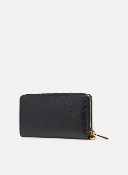Petite Maroquinerie Michael Michael Kors Wrislet LG Coin MF Phone Case Noir vue droite